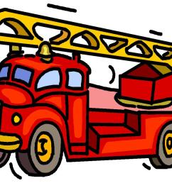 fire truck clipart free images 5 [ 1213 x 876 Pixel ]