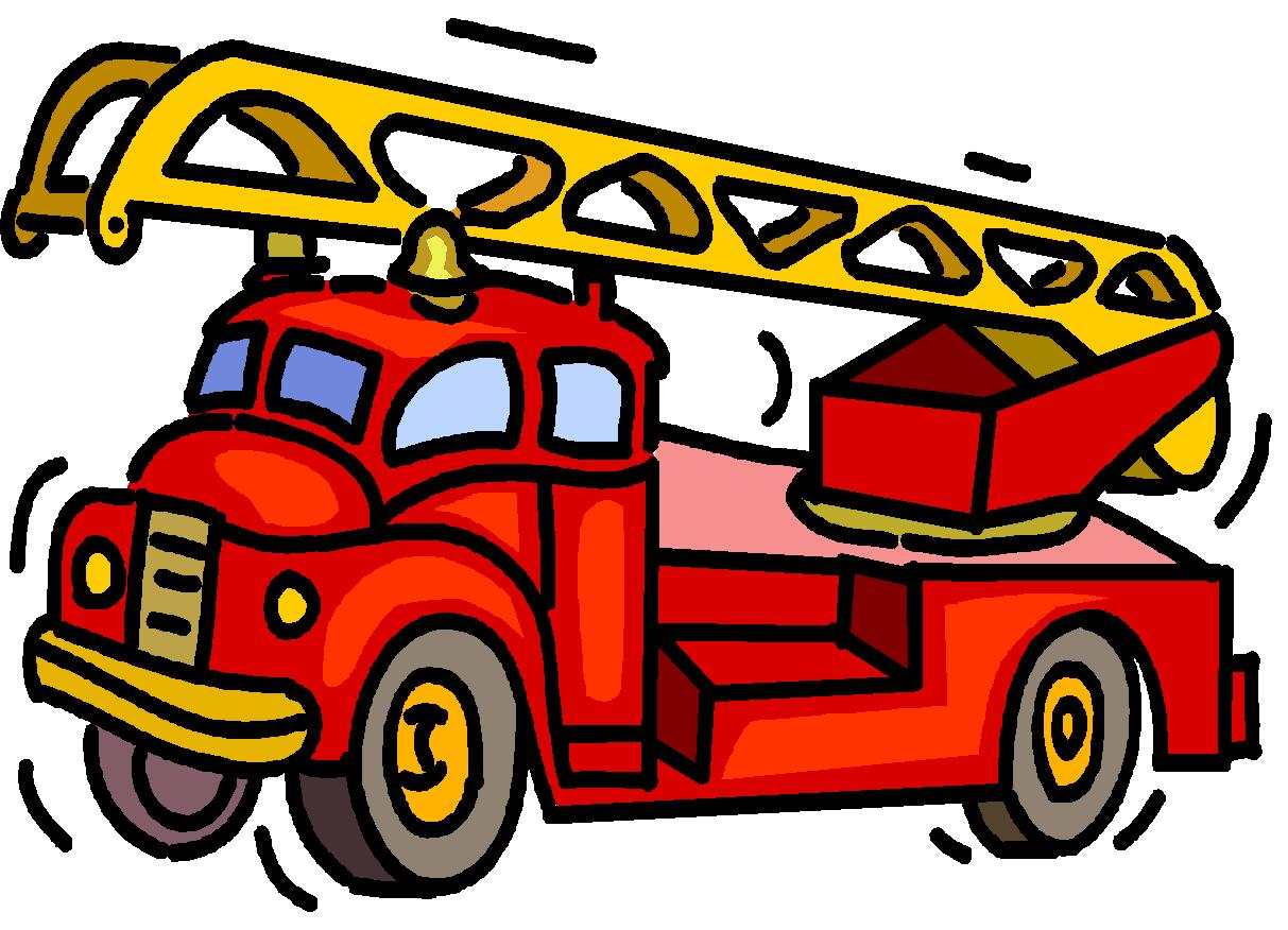 hight resolution of fire truck clipart free images 5