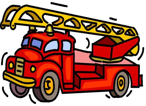 small resolution of fire truck clipart free images 5