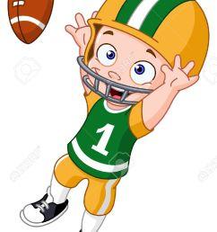 football player clip art football image clipartix [ 847 x 1300 Pixel ]