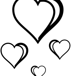 heart black and white clipart heart black and white free images 4 [ 1111 x 1332 Pixel ]