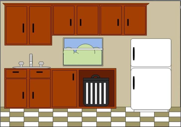 Kitchen Clip Art Clipart Clipartix