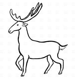 moose clip art free wildlife clipart [ 1200 x 1200 Pixel ]