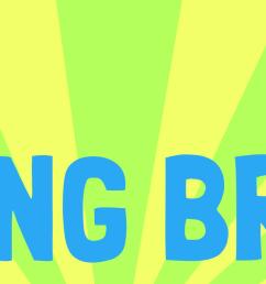 spring break clip art 7 [ 2400 x 759 Pixel ]