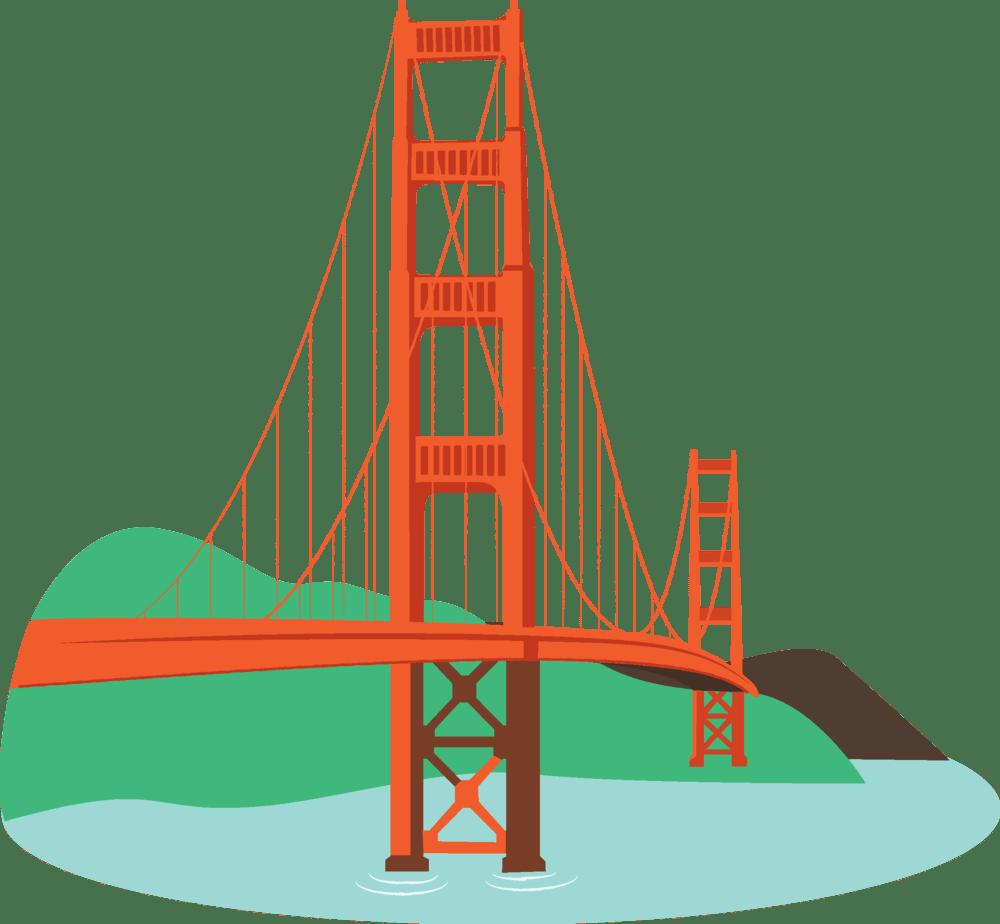 medium resolution of bridge clipart free images clipartix