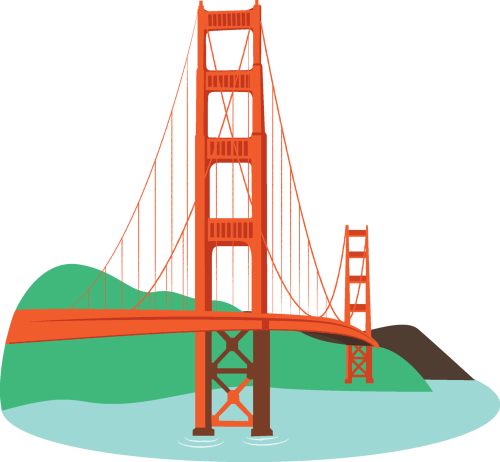small resolution of bridge clipart free images clipartix