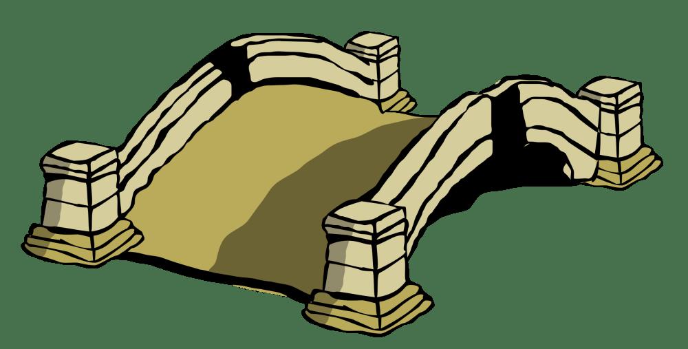 medium resolution of country bridge clipart