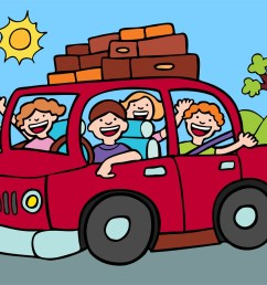 family car travel clipart kid [ 1600 x 1222 Pixel ]