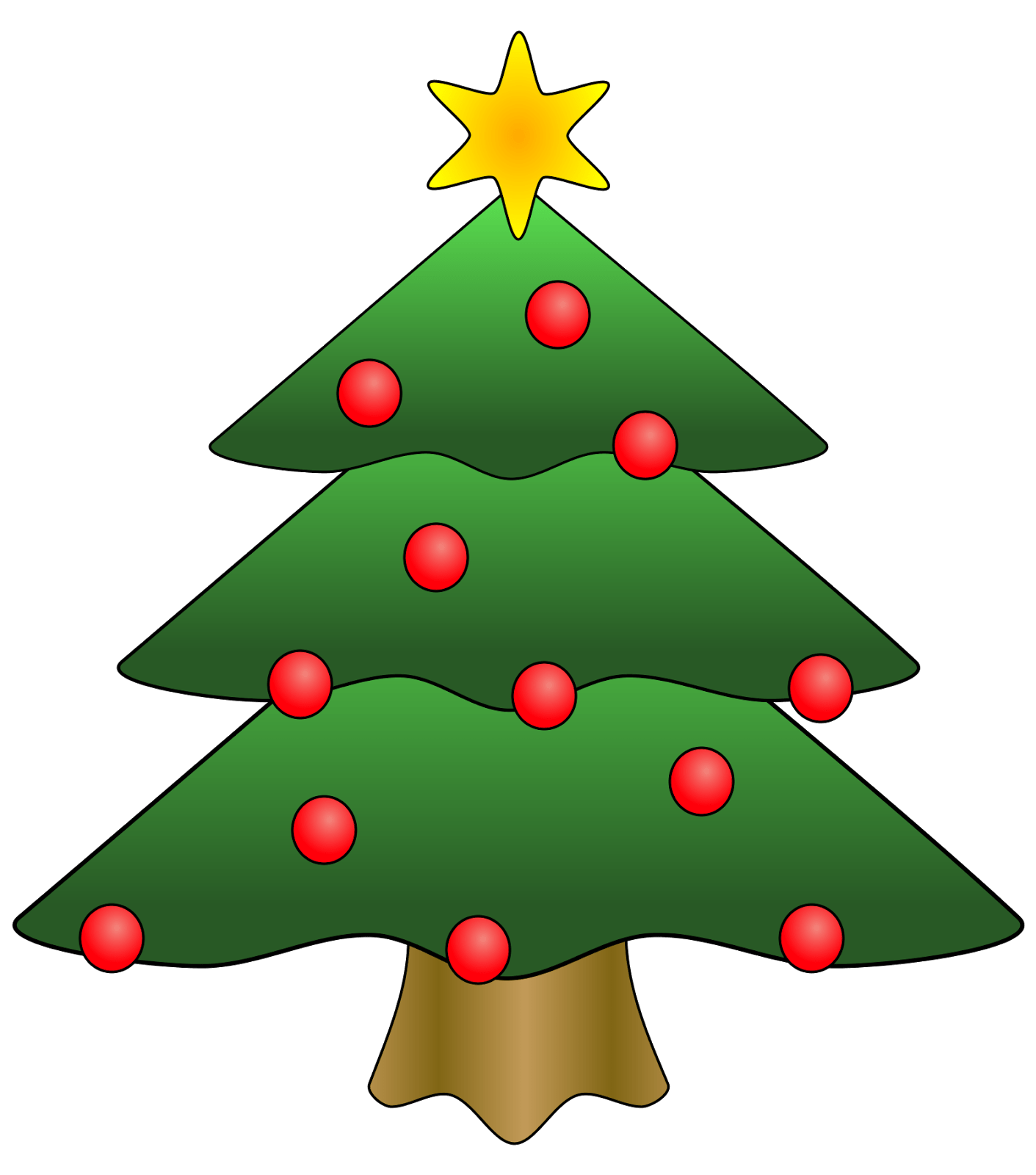 hight resolution of free clip art pine trees clipart clipartix