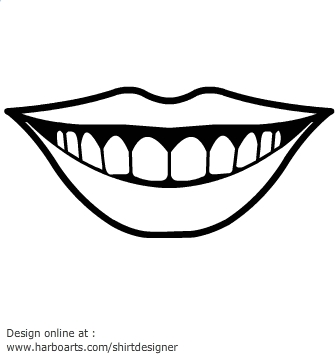 Human Nose Coloring Pages