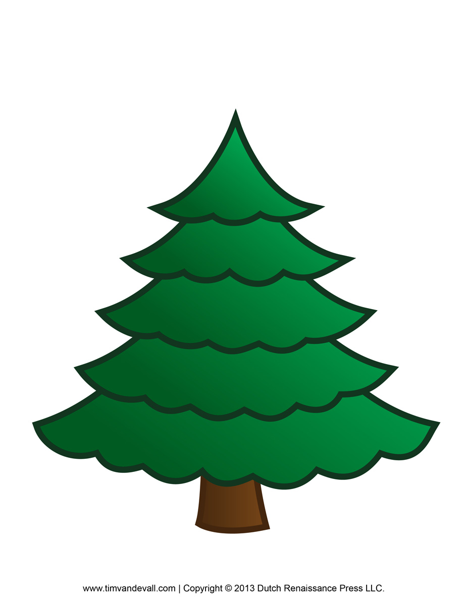 hight resolution of pine tree snow tree clipart kid