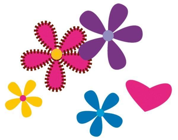 Spring Flowers Clip Art Free