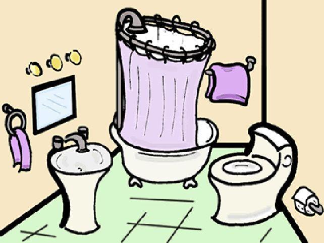 bathroom clipart free - bathroom design