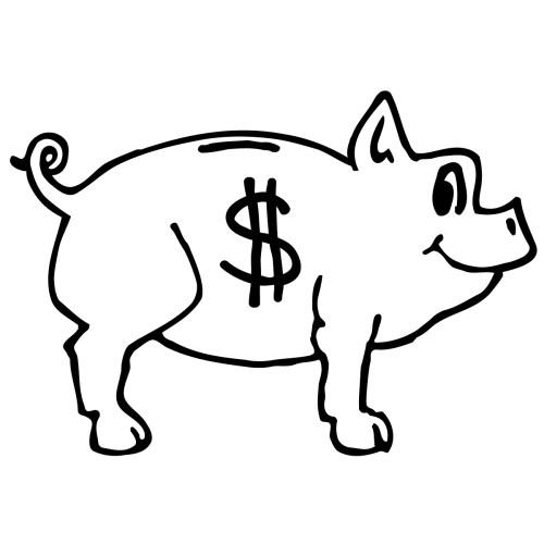 small resolution of clip art money dollar sign 1