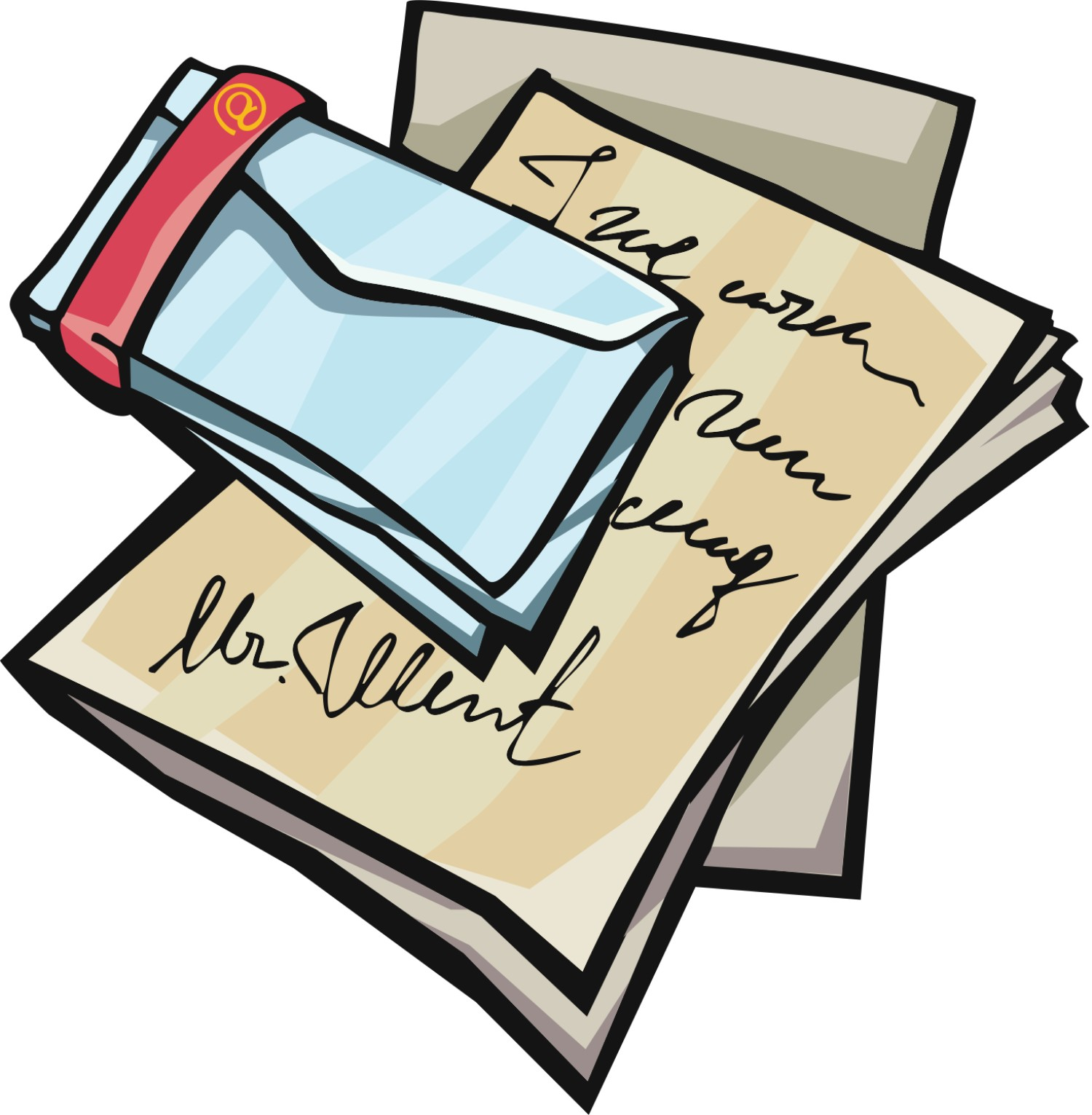 hight resolution of letter clip art fonts free clipart images 4