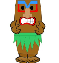luau clip art free clipart cliparts for you [ 1236 x 1600 Pixel ]