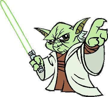 graphic about Star Wars Clip Art Free Printable referred to as 20+ Yoda Xmas Clip Artwork Tips and Options