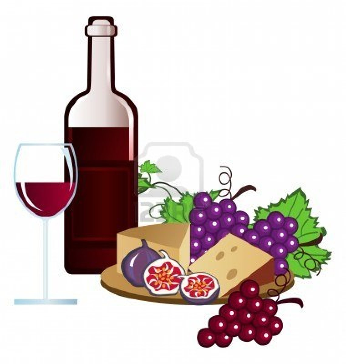 hight resolution of wine clipart images clipartfest