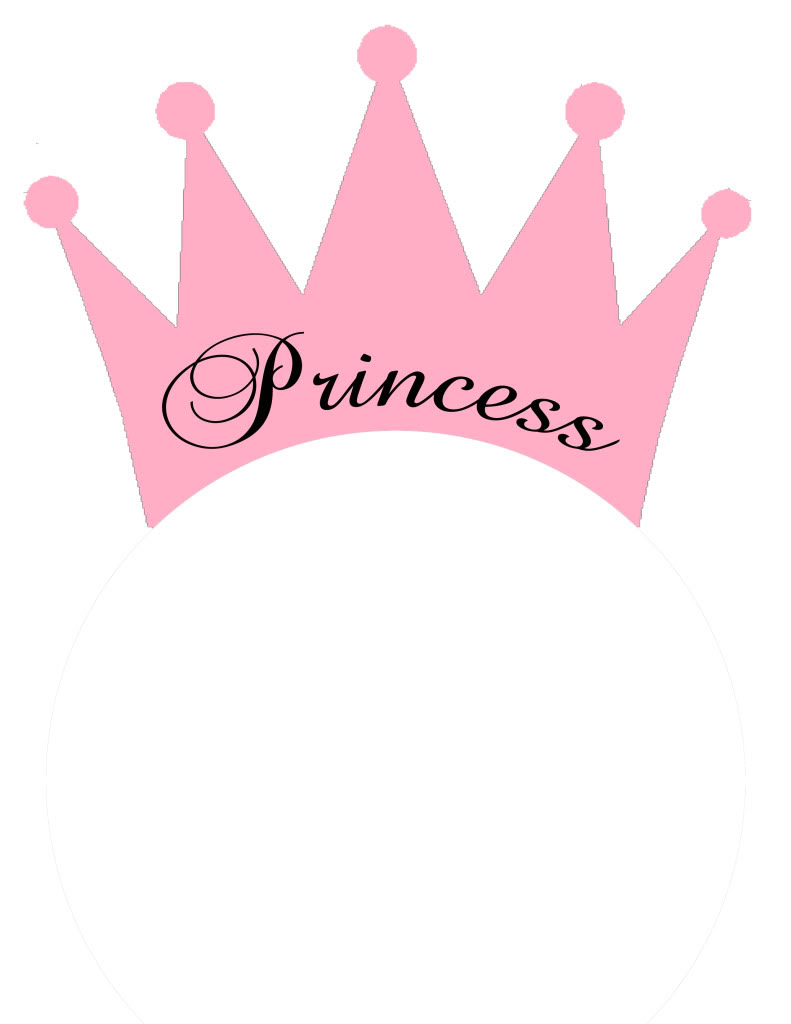 hight resolution of princess crown clipart images clipartfest 7