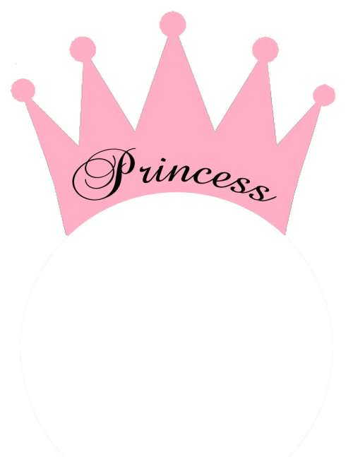 small resolution of princess crown clipart images clipartfest 7
