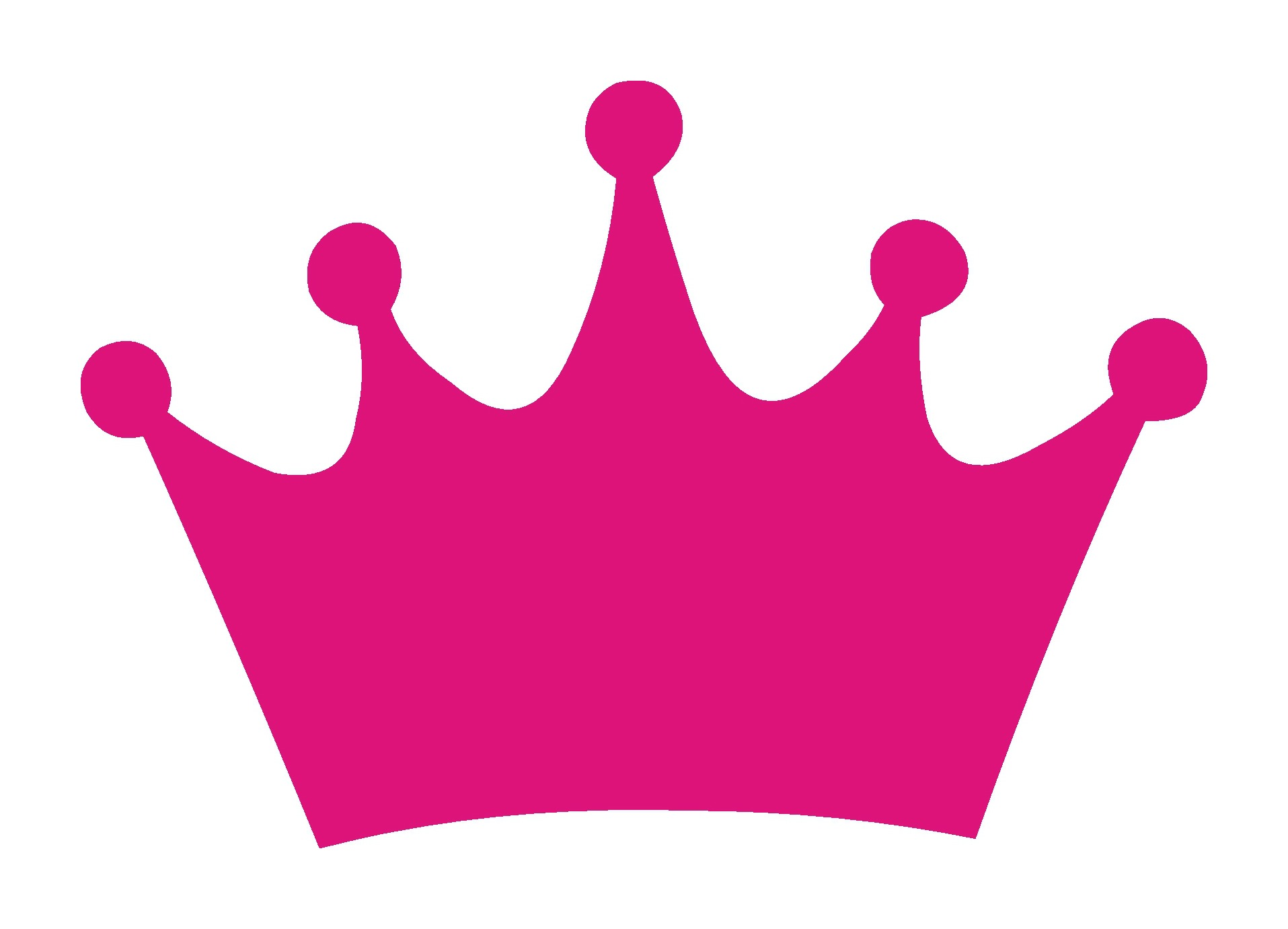 hight resolution of princess crown clipart images clipartfest