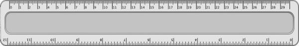 free ruler clipart