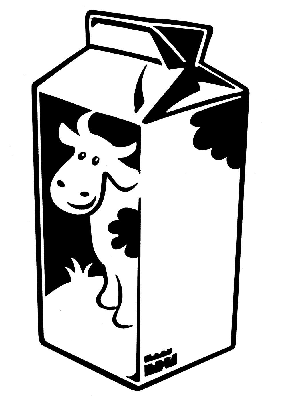 medium resolution of milk carton clip art