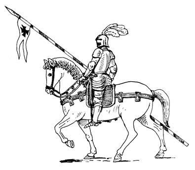 Knight clip art in vector or format free clipartix