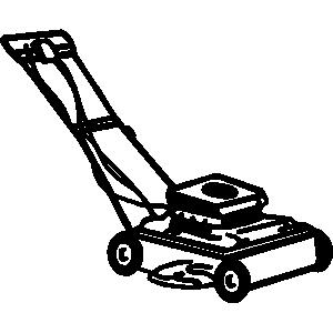 Lawn mower similiar lawn machine clip art keywords