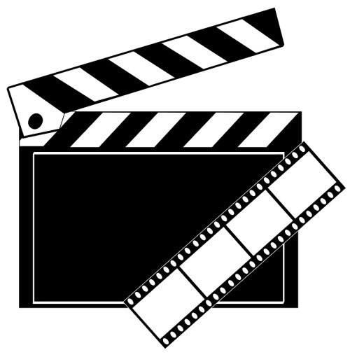 small resolution of movie reel clip art image 38049