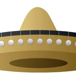 sombrero clipart free clip art images 3 [ 2022 x 1025 Pixel ]
