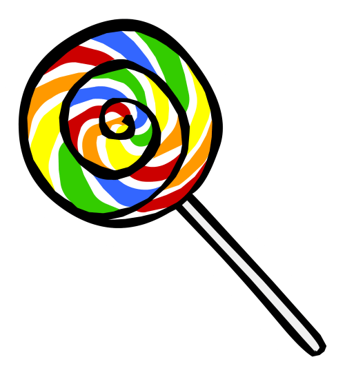 small resolution of lollipop clipart image 41474