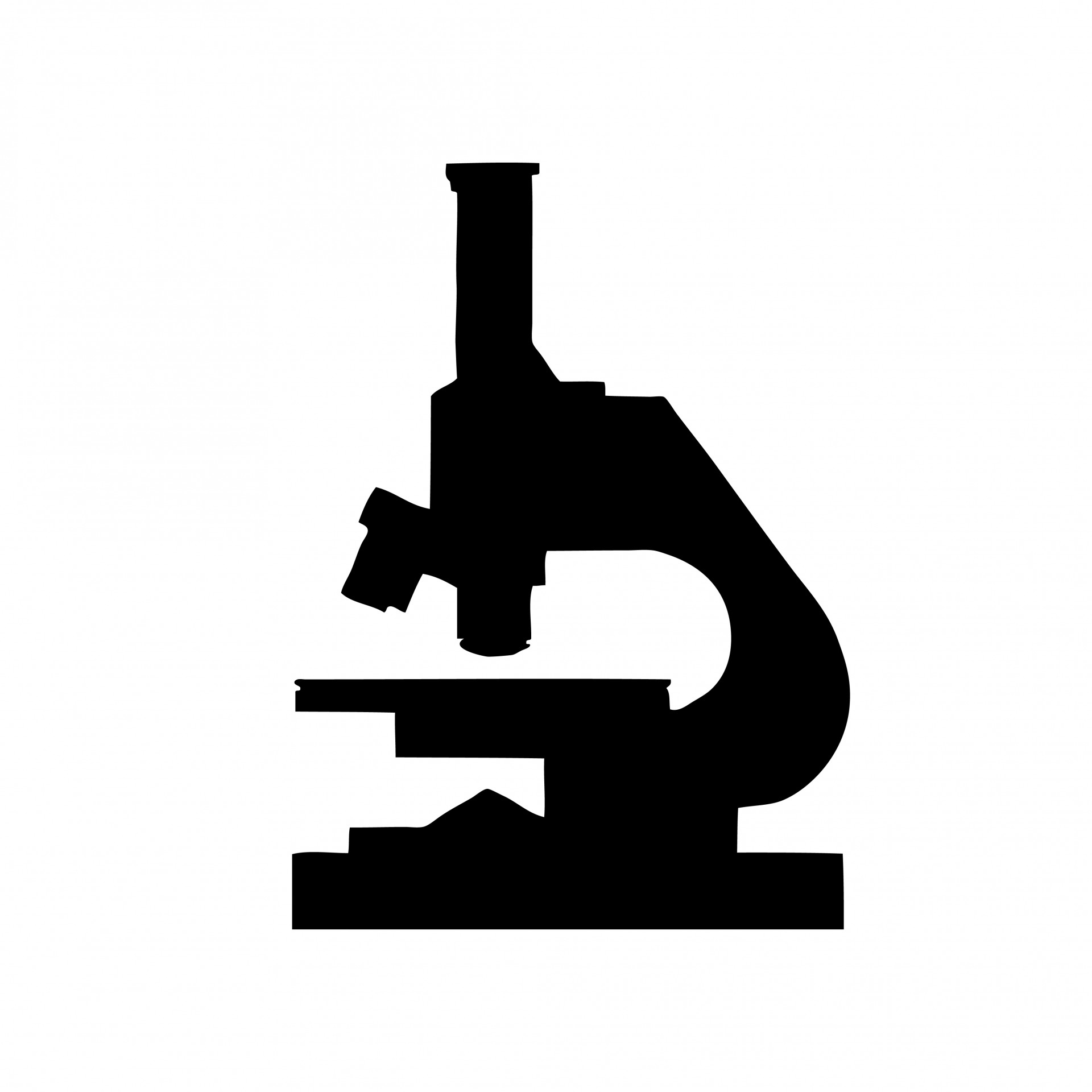 hight resolution of microscope clipart image 41612