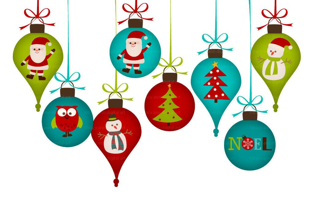 Christmas Ornaments Art