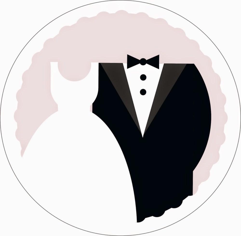 medium resolution of bride and groom clipart image 42967