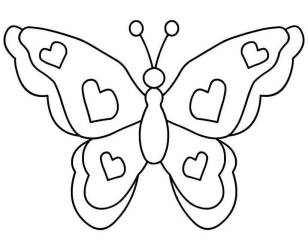 Butterfly black and white clipart jpg Cliparting com