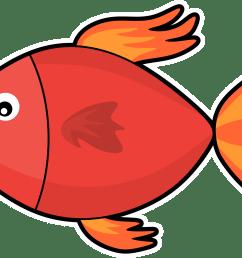 clipart cartoon fish png [ 2400 x 1645 Pixel ]