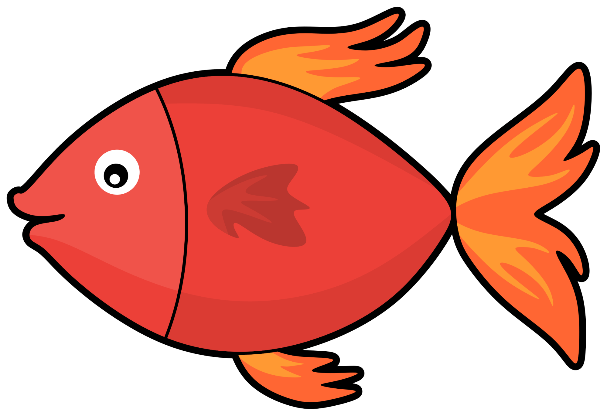 hight resolution of clipart cartoon fish png