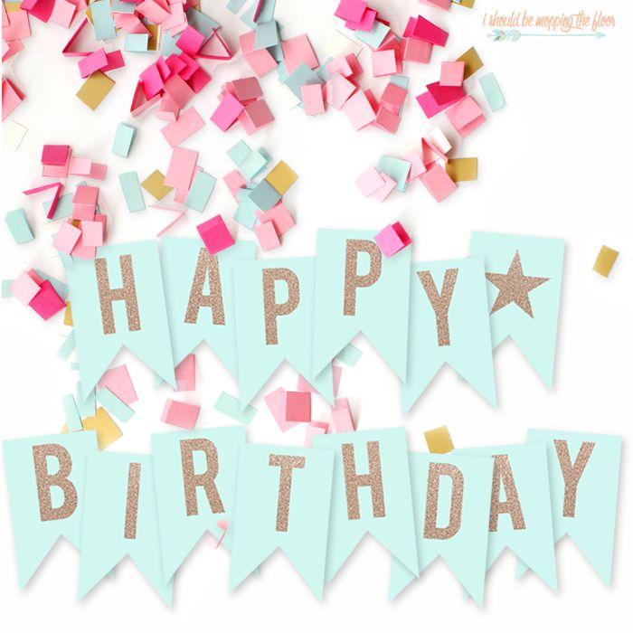 happy birthday ideas on