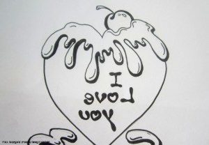 drawings easy heart boyfriend drawing sketches paintingvalley cliparting