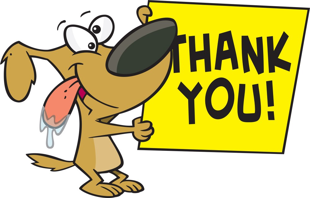 medium resolution of dog hold thank you note graphic images photos pictures jpg