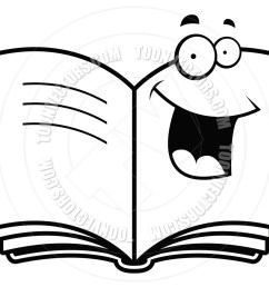 black and white book clipart 18196 [ 940 x 940 Pixel ]