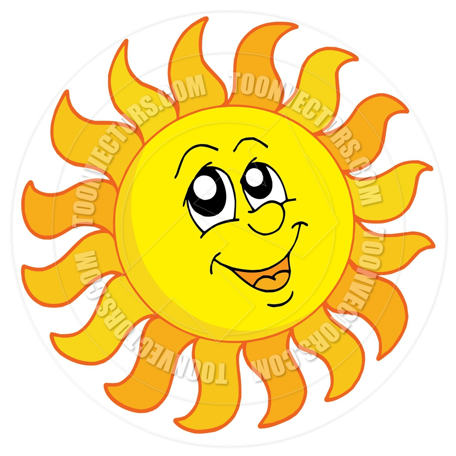 medium resolution of cartoon happy sun clipart free clip art images