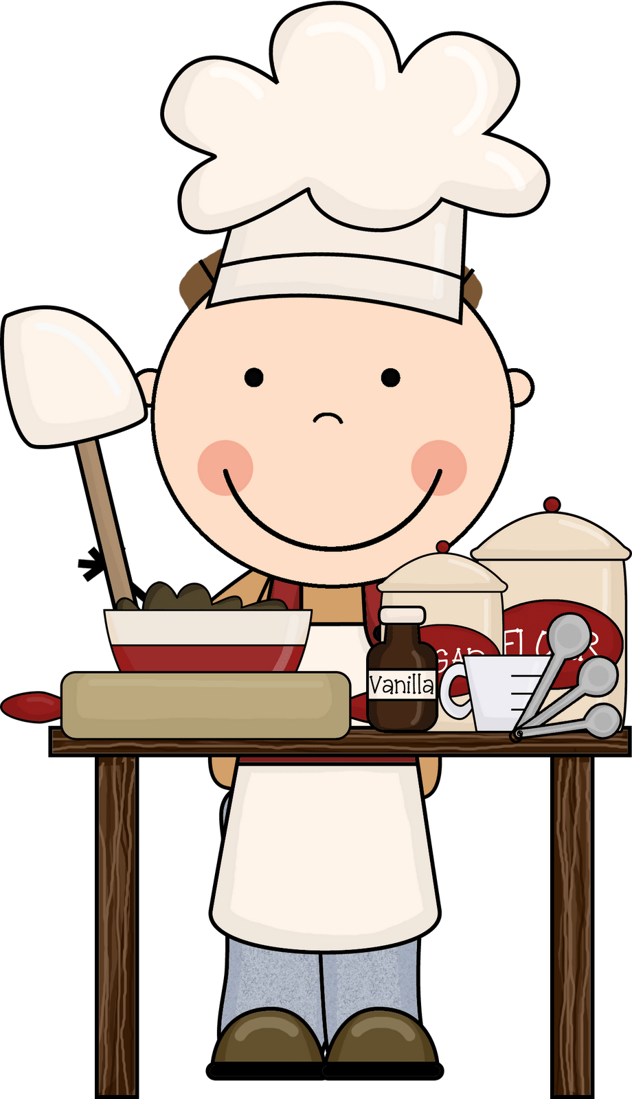 medium resolution of chef cooking free clipart free clip art images
