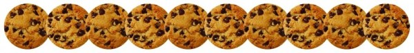 chocolate chip cookie clipart