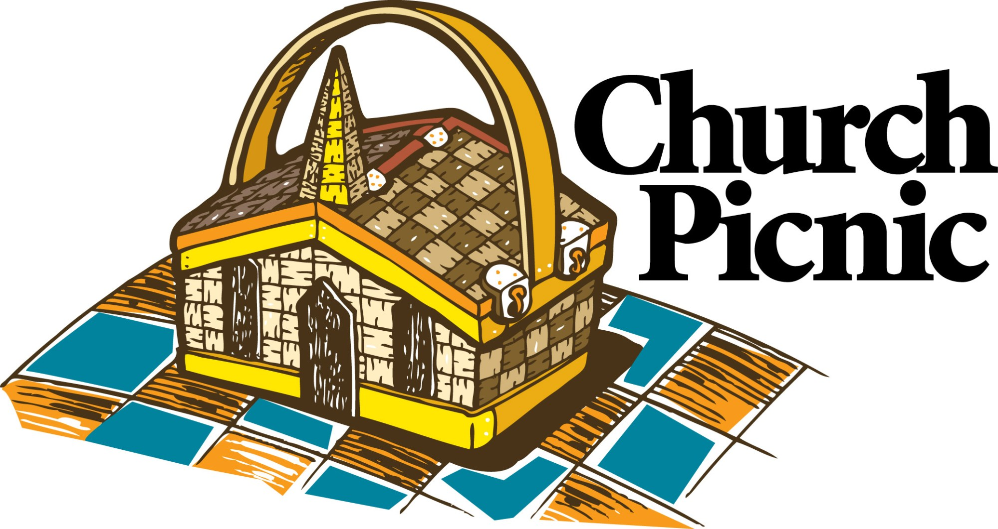 hight resolution of church picnic clipart free clip art images
