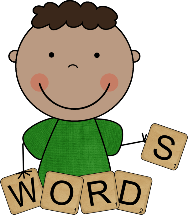 Word Work Clip Art Free