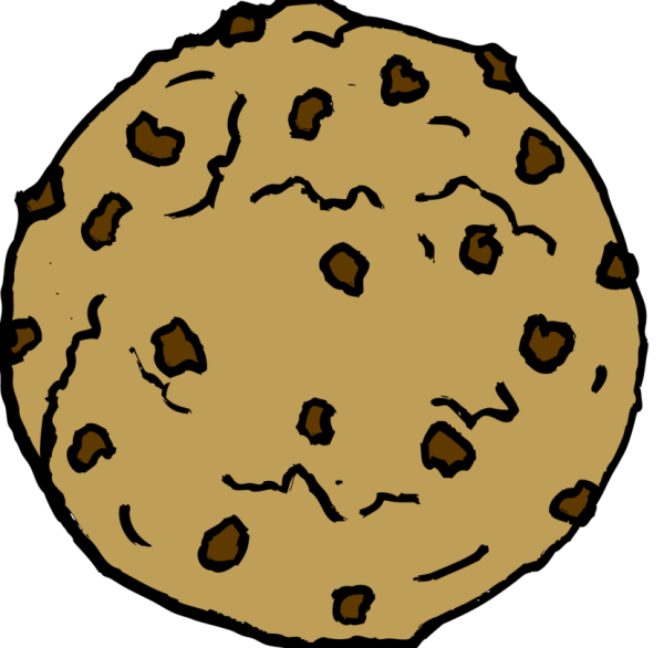 cookie clipart #9616