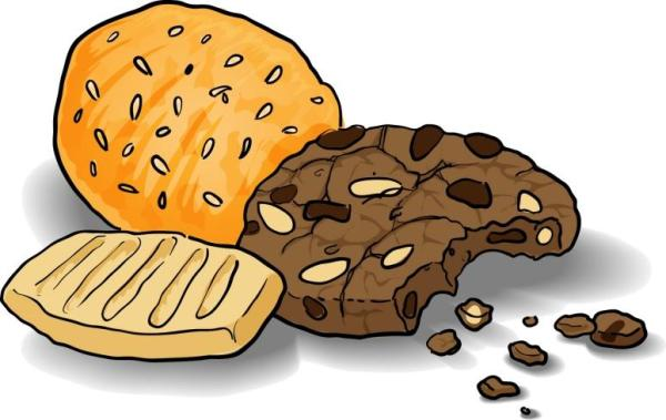 cookie clipart #9610