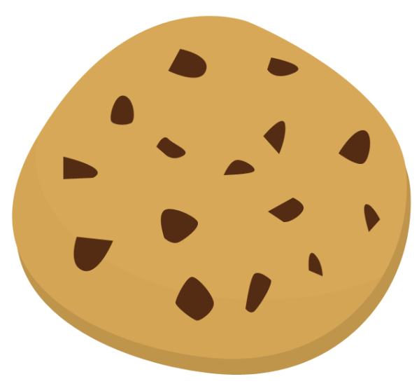 plate of cookies clipart #19904